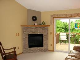 Corner Gas Fireplace With Tv Above by How To Install A Corner Gas Fireplace Indoor Outdoor Home