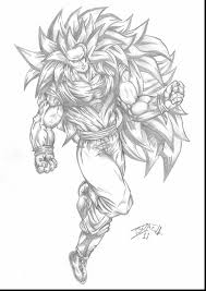 awesome dragon ball bardock coloring pages goku coloring
