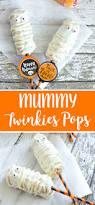 mummy halloween cake mummy twinkies pops recipe chocolate covered twinkies for halloween