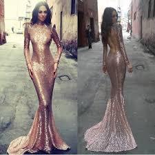 michael costello evening dresses full sequins open back long