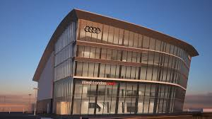 audi dealership revit survey audi london garage