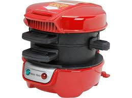 Hamilton Beach Red Breakfast Sandwich Maker Newegg