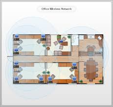 Office Floor Plan Template Conceptdraw Samples Floor Plan And Landscape Design