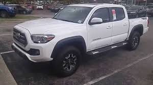 toyota trd package tacoma white 2016 toyota tacoma sr5 trd road package in