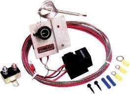 1971 chevrolet nova parts cooling system electric fan