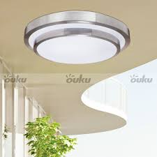 Modern Ceiling Light Fixtures by Modern Silver Round Flush Mount Lighting Ceiling Light Chandelier