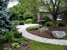 rock landscaping design western lehigh center valley pa