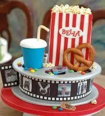 movie star movie night cake ideas movie cake and movie cakes