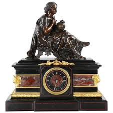napoleon iii clocks 71 for sale at 1stdibs