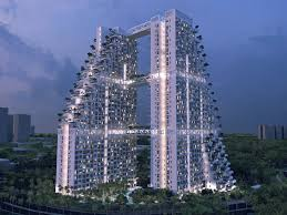 singapore apartments this singapore apartment building has one of the best pools we ve