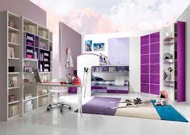 chambre de fille moderne idée déco chambre ado fille moderne