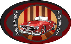 cartoon sports car png car hire at pretty little riders vintage is standard