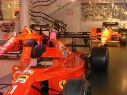 ferrari museum display of f1 cars in the ferrari museum maranello u2022