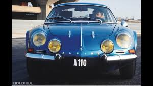 alpine a110 for sale renault alpine a110