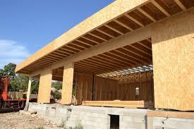 extension maison contemporaine combien coûte la construction d u0027une maison ou extension à ossature