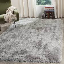 Gray Rug 8x10 Flooring Alluring 8 X 10 Area Rugs For Placed Modern Middle Room