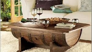 Wine Coffee Table Wine Barrel Coffee Table Wonderful Woodworking