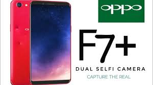 Oppo F7 Oppo F7 Official Concept 2018 Dual Selfi