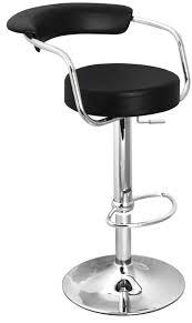 furniture bar stools with half back nice boraam augusta 29 in