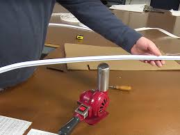 Awning Track How To Bend U0026 Install Flex A Rail Awning Track Video Sailrite