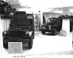 black military jeep m 37 military dodges