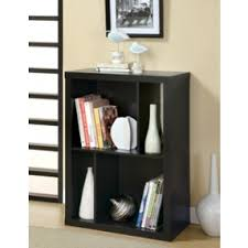 modern bookcase shelves are stylish and utilitarian accent