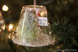 snow globe christmas tree decorations christmas lights decoration