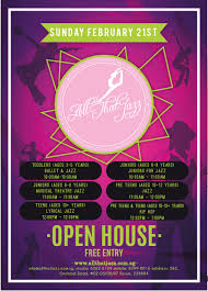 entry 74 by didierbarrios481 for open house flyer for dance