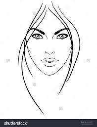 face template for makeup eliolera com