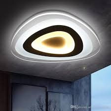 Boys Bedroom Light Fixtures - ultra thin modern ceiling light flush mount light lamparas techo