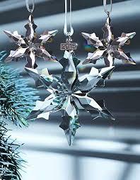 swarovski 2015 annual edition ornament set