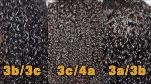 Hair Types by 3 Different Hair Types Using 1 Product