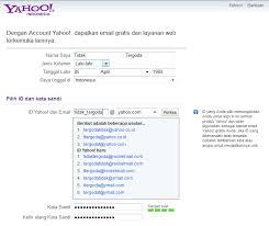membuat email yahoo indonesia cara membuat email yahoo informasi menarik terbaru tergoda