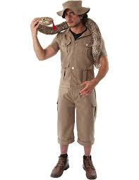 Mens Cowboy Halloween Costume Amazon Safari Suit Halloween Costume Clothing
