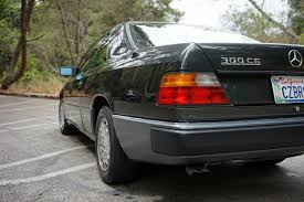 1990 mercedes benz 300ce german cars for sale blog
