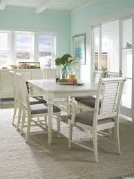 dining room traditional white painted dining tables from stanley