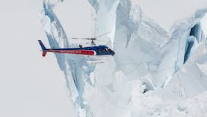 the helicopter line mount cook queenstown new zealand