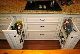 Kitchen Cabinet Sliding Shelves Stylish Design   Roll Out - Roll out kitchen cabinet shelves