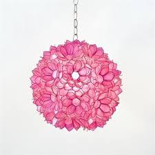 fuschia chandelier photograph of pink chandelier furniture designs