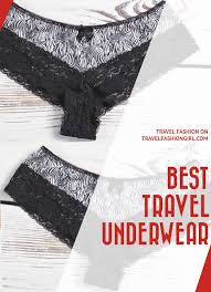 Best travel underwear for women 10 brands that top our list