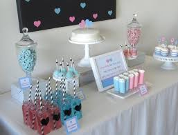 gender reveal party ideas team pink or team blue gender reveal party