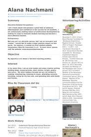 paraprofessional resume samples paraprofessional resume samples