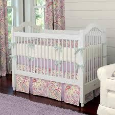 crib bedding paisley baby crib design inspiration
