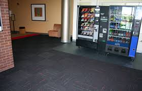 Carpet Tile Installation Project Floor Coverings Vct And Carpet Tile Installation