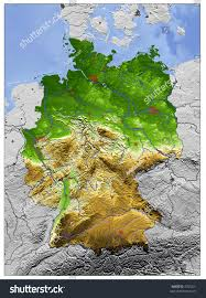 Bamberg Germany Map Maps Germany Germany Map Map Of Germany And Surrounding Countries