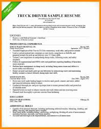 truck driver resume template 50 beautiful collection of truck driver resume sle resume