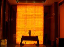 Onyx Vanity Thin Stone Panels Backlit Onyx Semi Precious