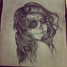 images of women sugar skull skulls sc