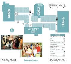 The Florida Mall Map by Buckle Pueblo Mall Pueblo Colorado