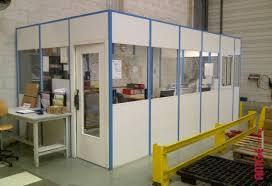 bureau d atelier les applications pour nos cloisons d atelier cabine et bureaux